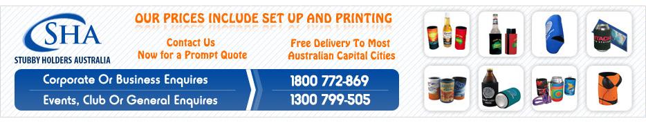 Stubby Holders Australia